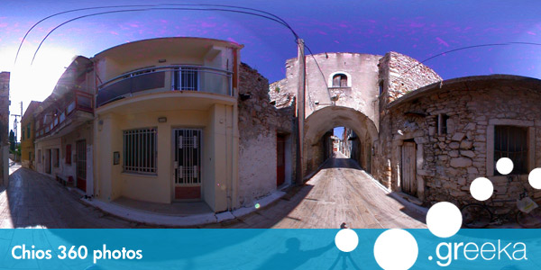 360 picture of Chios, Greece
