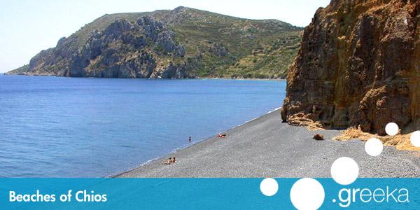 Best 27 Beaches in Chios island - Greeka.com