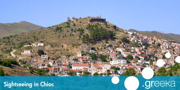 22 Sightseeing in Chios island Greekacom