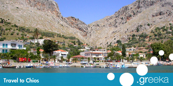 Ways to Travel to Chios island Greekacom
