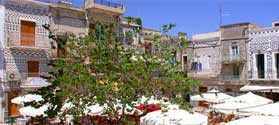 Discover Chios villages