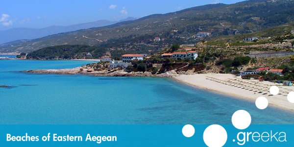 Eastern Aegean beaches