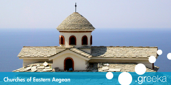 Eastern Aegean churches