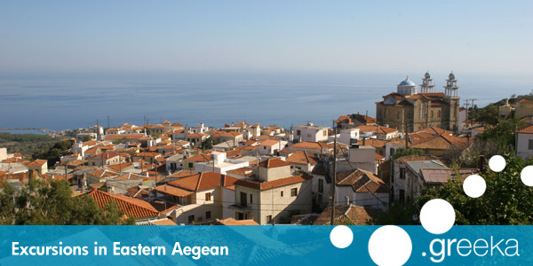 Eastern Aegean excursions