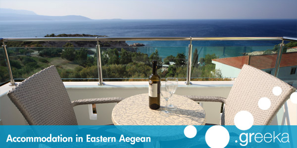 Eastern Aegean hotels