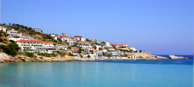 Fishing village of Armenistis