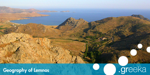 Lemnos Geography