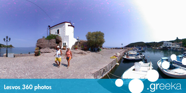 360 picture of Lesvos, Greece