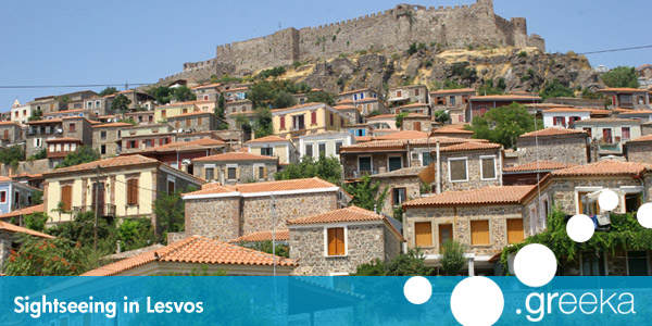 Lesvos sightseeing