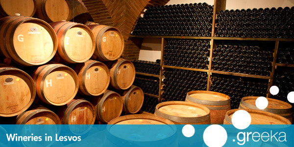 Lesvos wineries