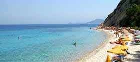 Discover Samos beaches