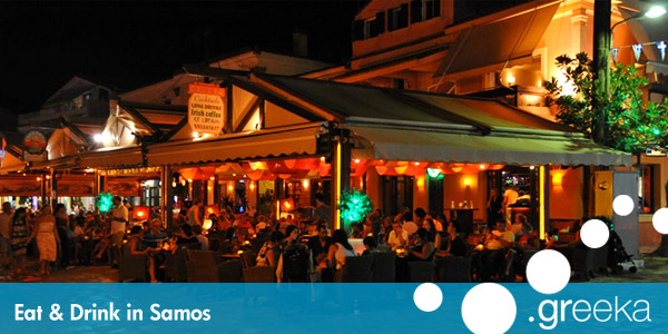 Eat and Drink in Samos