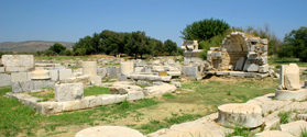 Ancient temple of Heraion