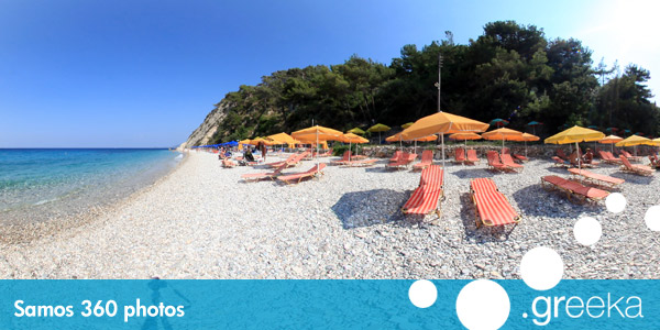 360 picture of Samos, Greece