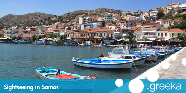 Samos sightseeing
