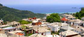 Discover Thassos villages
