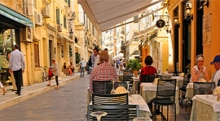 Corfu restaurants