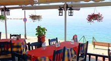 Pelion restaurants