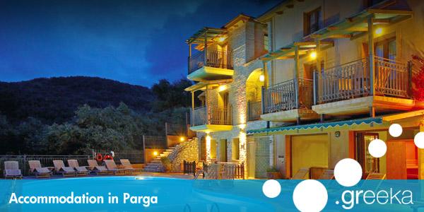 Parga Hotels