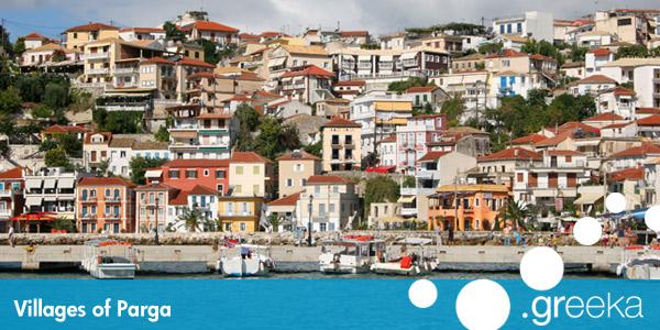 Discover 4 Villages In Parga Greece Greeka Com