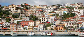 Lovely town of Parga