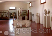 Archaeological Museum in Town, Aegina