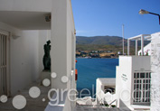 Goulandris Museum of Modern Art in Chora, Andros