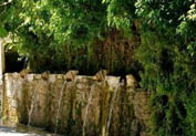 Springs of Dionysus in Menites, Andros