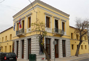 Municipal Gallery in Metaxourgio, Athens