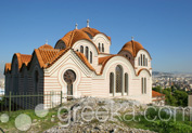 Church of Agia Marina in Thissio, Athens