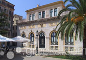 Town Hall in Town, Corfu