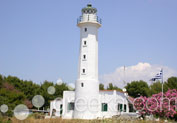 Lighthouse in Possidi, Halkidiki