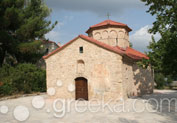 Monastery of Agia Lavra in Town, Kalavryta