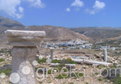 Acropolis of Arkassa in Arkassa, Karpathos