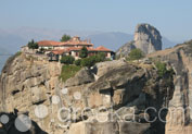 Monastery of Agia Triada in Kalambaka, Meteora