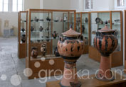 Archaeological Museum in Town, Mykonos