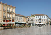 Syntagma Square in Town, Nafplion
