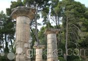 Temple of Hera in Ancient Olympia, Olympia