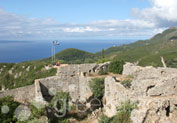Castle of Anthousa in Anthousa, Parga