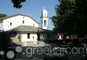 Church of Taxiarches in Millies, Pelion