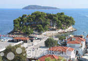 Bourtzi in Town, Skiathos