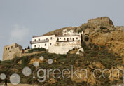 Monastery of Agios Georgios in Town, Skyros