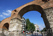 Arch of Galerius in Rotonda, Thessaloniki