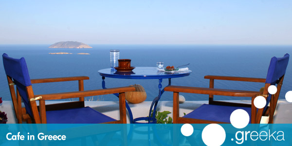 Best Cafe In Greece And The Islands Greeka Com
