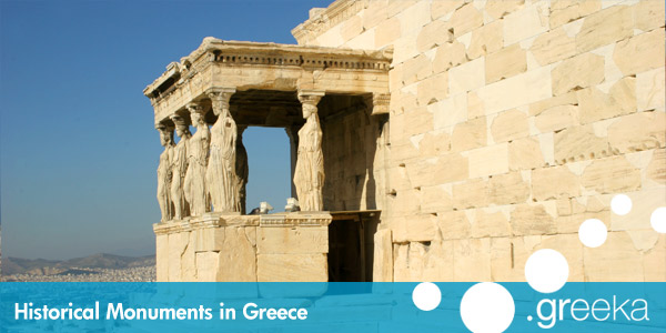 Greece Historical monuments
