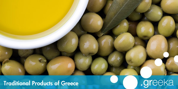 Greece traditional products