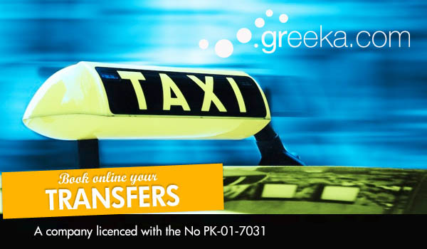 Greece transfers by taxi