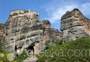 Holy Rocks of Meteora
