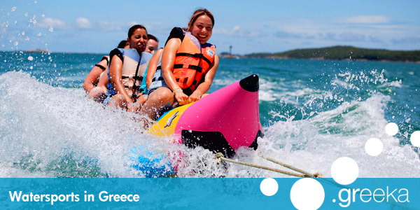 Greece watersports