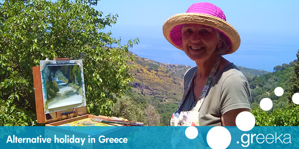 Greece Alternative holidays